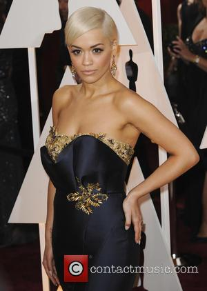 Rita Ora - Hollywood's biggest stars were snapped on the red carpet as they arrived for the 87th Annual Oscars...