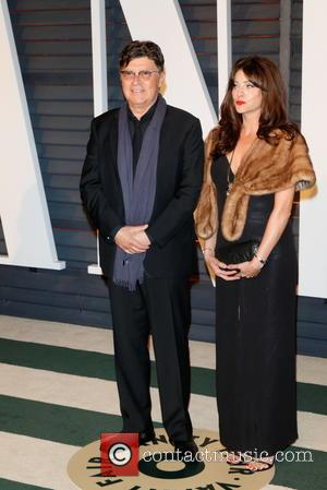 Robbie Robertson and Lydia Andrich - A host of stars were photographed as they attended the Vanity Fair Oscar Party...
