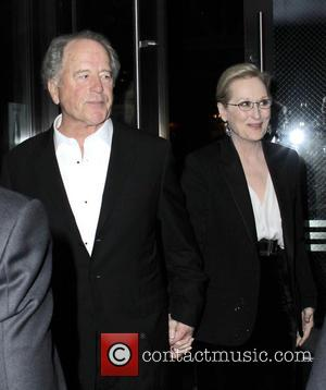 Meryl Streep and Don Gummer - Meryl Streep and husband Don Gummer attend an Oscars after party held at The...