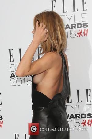 Rosie Huntington-Whiteley - A host of celebrities were photographed as they arrived at the ELLE Style Awards 2015 which were...