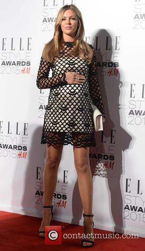 Abbey Clancy - A host of celebrities were photographed as they arrived at the ELLE Style Awards 2015 which were...