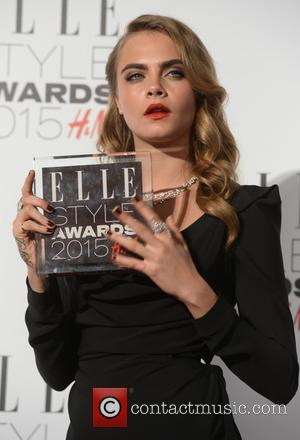 Cara Delevingne - A host of celebrities were photographed as they arrived at the ELLE Style Awards 2015 which were...