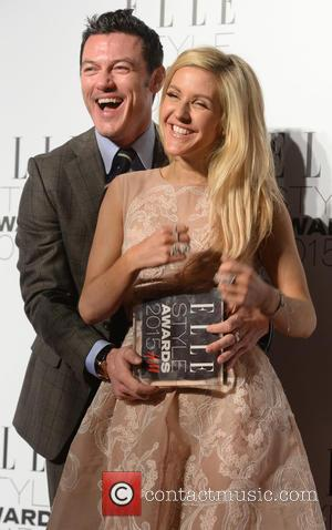 Ellie Goulding and Luke Evans - A host of celebrities were photographed as they arrived at the ELLE Style Awards...