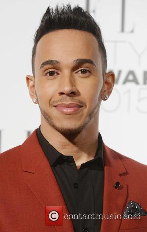 Lewis Hamilton - A host of celebrities were photographed as they arrived at the ELLE Style Awards 2015 which were...