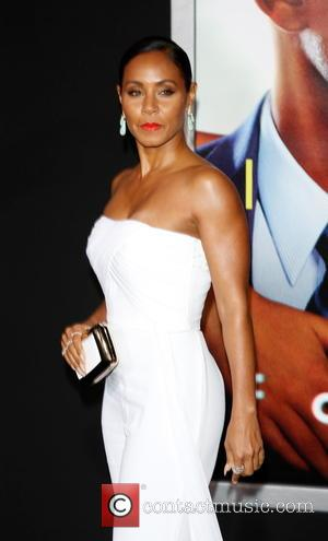 Jada Pinkett-Smith - A variety of stars were photographed as they attended the World Premiere of Warner Bros. Pictures' new...