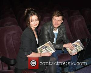 Aisling Franciosi and Jack Reynor