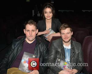 Gerard Barrett, Aisling Franciosi and Jack Reynor