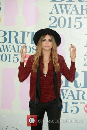 Cara Delevingne - A variety of stars from the music industry were photographed as they arrived at the Brit Awards...