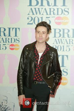 Nick Grimshaw - A variety of stars from the music industry were photographed as they arrived at the Brit Awards...