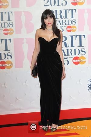 Daisy Lowe - The Brit Awards 2015 at the O2 Arena - Arrivals at O2 Arena, The Brit Awards -...