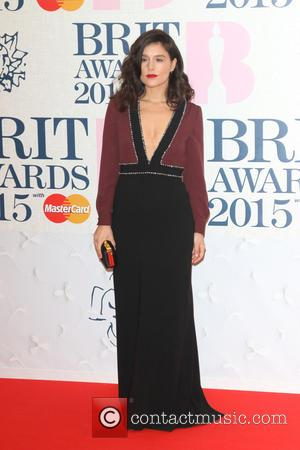 Jessie Ware - The Brit Awards 2015 at the O2 Arena - Arrivals at O2 Arena, The Brit Awards -...