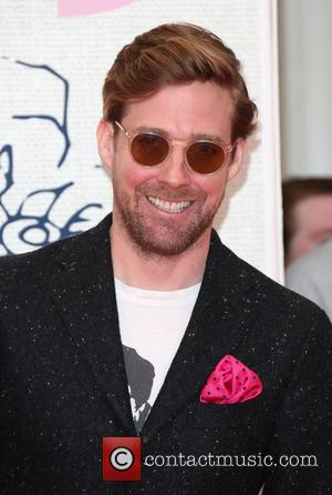 Ricky Wilson - A variety of stars from the music industry were photographed as they arrived at the Brit Awards...