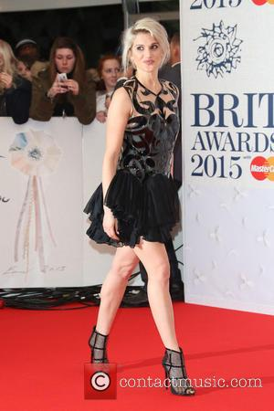 Ashley Roberts - A variety of stars from the music industry were photographed as they arrived at the Brit Awards...