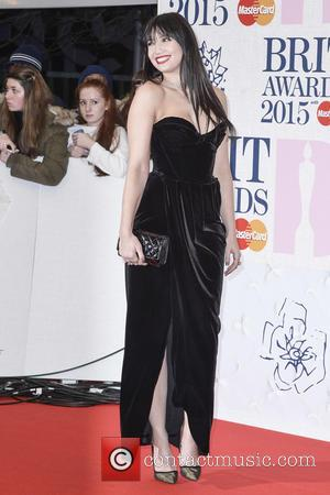 Daisy Lowe - A variety of stars from the music industry were photographed as they arrived at the Brit Awards...