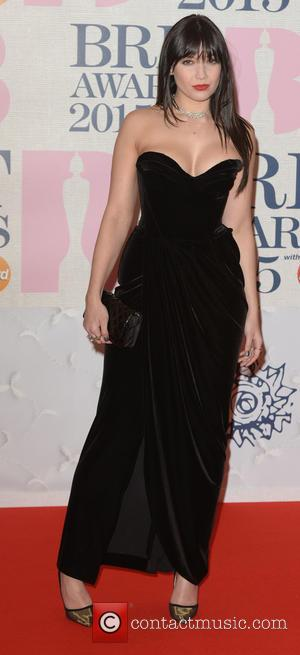 Daisy Lowe - BRIT Awards 2015 at the O2 Arena - Red Carpet Arrivals - London, United Kingdom - Wednesday...