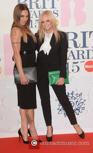 Emma Bunton and Melanie Chisholm
