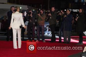Robin Wright, Empire Leicester Square