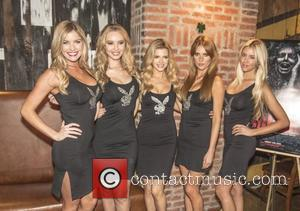 Carly Lauren, Tiffany Toth, Gia Marie, Heather Rae Young and Stephanie Branton