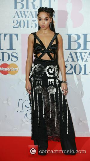 FKA Twigs - The Brit Awards