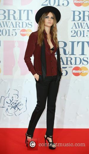 Brit Awards, Cara Delevingne