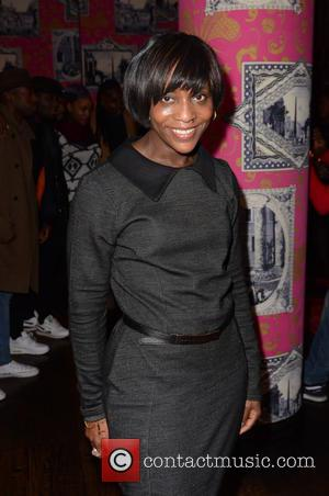 Brenda Emmanus - Screening party for BET's 'Being Mary Jane' starring Gabrielle Union - London, United Kingdom - Friday 27th...