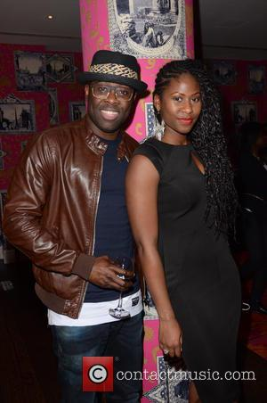 Kojo and Guest - Screening party for BET's 'Being Mary Jane' starring Gabrielle Union - London, United Kingdom - Friday...