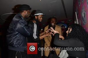 Rough Copy and Kanya King - Screening party for BET's 'Being Mary Jane' starring Gabrielle Union - London, United Kingdom...