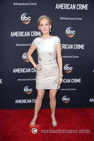 Penelope Ann Miller - Premiere of ABC's 'American Crime' at Ace Hotel - Arrivals - Los Angeles, California, United States...