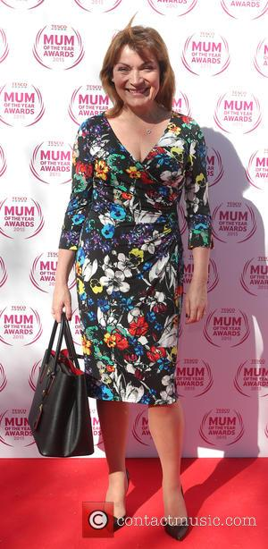 Lorraine Kelly - Red Carpet arrivals for the Tesco Mum of the Year Awards at The Savoy at The Savoy...