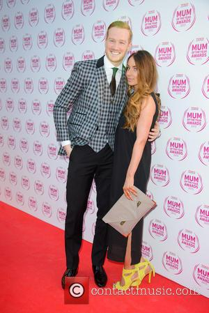 Greg Rutherford - Tesco Mum Of The Year Awards held at the Savoy Hotel - Arrivals - London, United Kingdom...