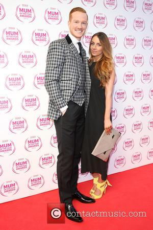 Greg Rutherford and Susie Verrill - Tesco Mum of the Year Awards 2015 held at the Savoy - Arrivals -...