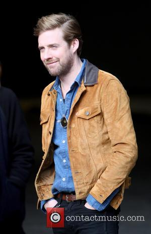 Ricky Wilson - Kaiser Chiefs frontman and The Voice judge Ricky Wilson at Wembley Stadium for the Capital One Cup...