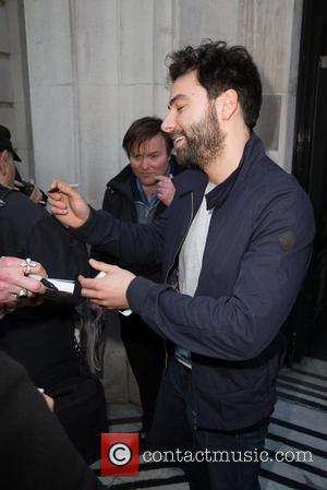 Aidan Turner - Celebrities at the BBC Radio 2 at BBC Portland Place - London, United Kingdom - Friday 6th...