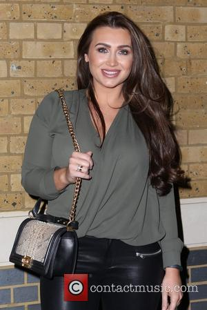 Lauren Goodger And Mark Wright Clash After Mark's Twitter Rant