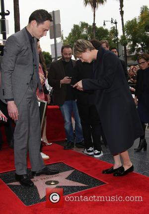 Jim Parsons and Kaley Cuoco - Star of the comedy show 'The Big Bang Theory' Jim Parsons, who plays Sheldon...