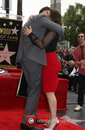 Jim Parsons and Mayim Bialik - Star of the comedy show 'The Big Bang Theory' Jim Parsons, who plays Sheldon...