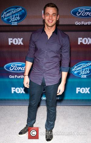 Clark Beckham - A host of stars were photographed as they attended the American Idol XlV Finalists Party which was...