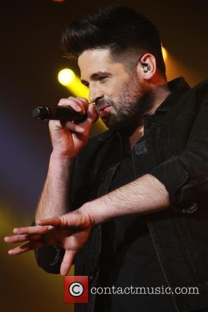 Ben Haenow - he X Factor Live Tour 2015 at The SSE Arena Wembley - Performance at Wembley, x factor...