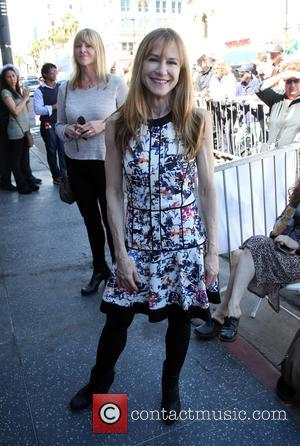Holly Hunter - Ed Harris is honored with a star on the Hollywood Walk of Fame at Hollywood - Los...