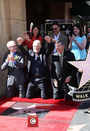 Mitch O'farrell, Marcia Gay Harden, Andy Garcia, Ed Harris and Leron Gubler