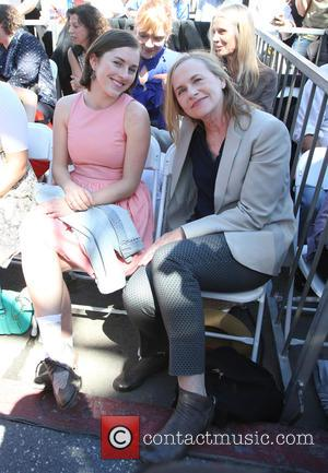 Lily Dolores Harris and Amy Madigan