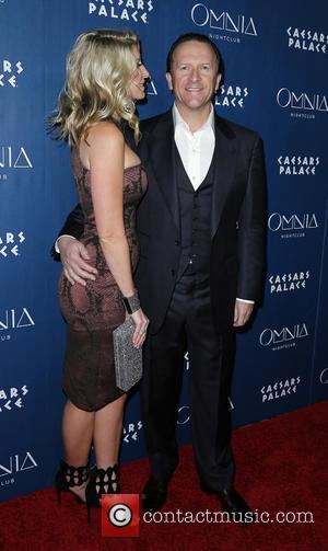 Heidi Moffitt and Neil Moffitt - Justin Bieber Celebrates 21st Birthday at Omnia Inside Caesar Palace Hotel and Casino at...