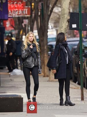 Elsa Hosk - Model Elsa Hosk out and about in New York City - New York City, New York, United...