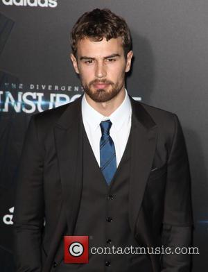 Theo James - A host of stars were photographed as they attended the premiere of 'The Divergent Series: Insurgent' which...