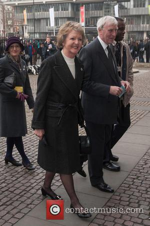 Richard Attenborough and Penelope Keith