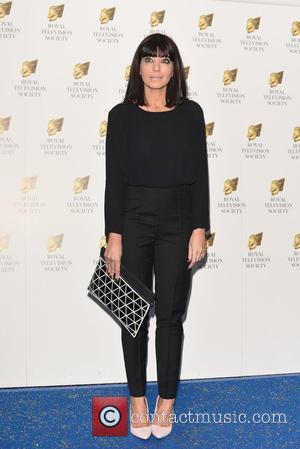 Claudia Winkleman - Royal Television Society Programme Awards held at the Grosvenor House. at Grosvenor House - London, United Kingdom...