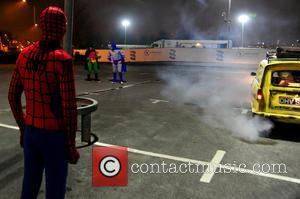 Spider Man, Batman