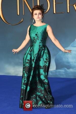 Helena Bonham Carter - Shots of a host of stars as they arrived and took to the red carpet for...