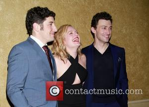 Jason Biggs, Elisabeth Moss and Bryce Pinkham