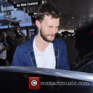 Jamie Dornan Scores Big In Golf Tournament